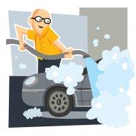 mycie samochodu, pielęgnacja auta