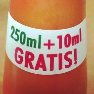 promocja soku marchewkowego